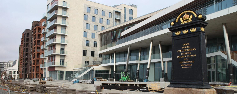 Helsingborgs nya mötesplats